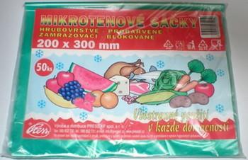 Fotografie Press Mikrotenové sáčky 20 x 30 cm 50 kusů