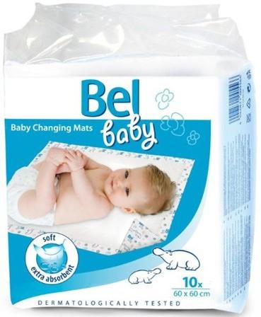 Fotografie Bel Baby přebalovací podložky 10ks