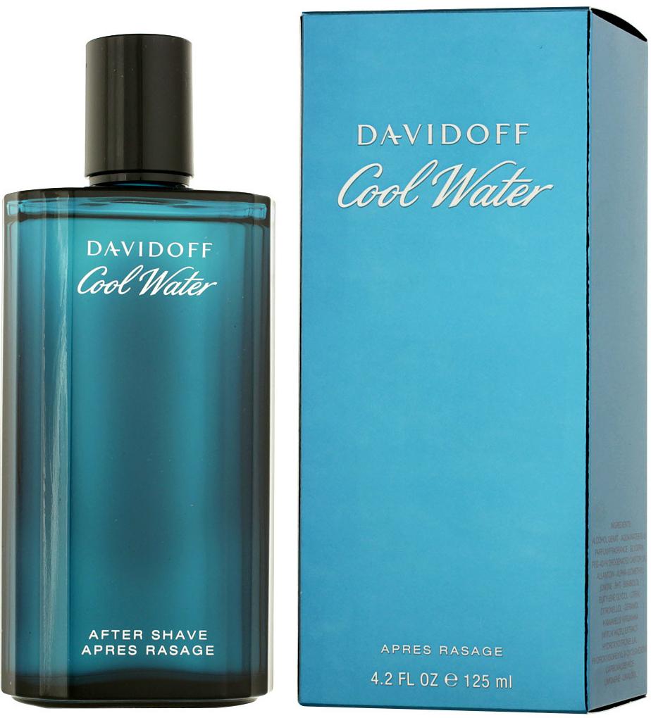 Fotografie Davidoff Cool Water Men voda po holení 125 ml