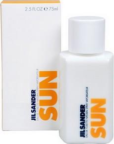 Jil Sander Sun toaletní voda pro ženy 75 ml