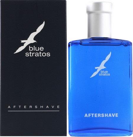 Blue Stratos voda po holení 50 ml