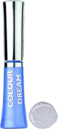 Jenny Lane Colour Dream gelové oční stíny 02 Stříbrná 8 ml