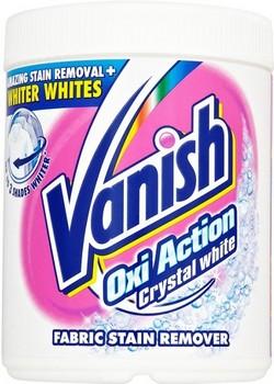 Vanish Oxi Action Crystal White odstraňovač skvrn 500 g