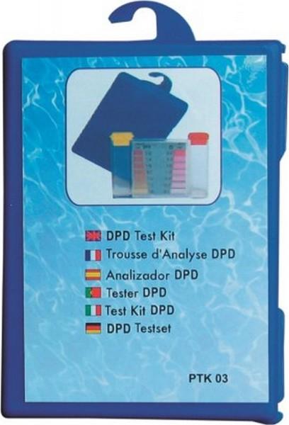 Fotografie Probazen Komorový Tester pro zjištění jak upravit vodu v bazénech - pH a Chlor 2 x 10 tablet