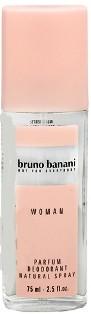 Fotografie Bruno Banani Woman parfémovaný deodorant sklo 75 ml
