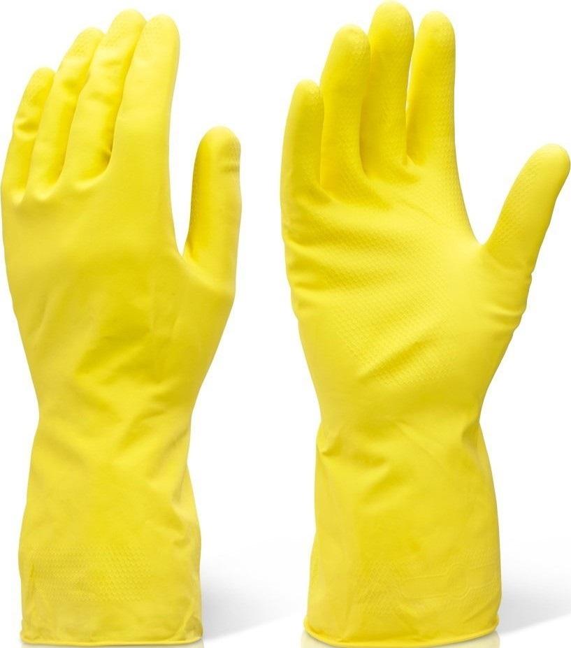 Fotografie Söke Gloves rukavice pro domácnost velikost L 8 - 8,5