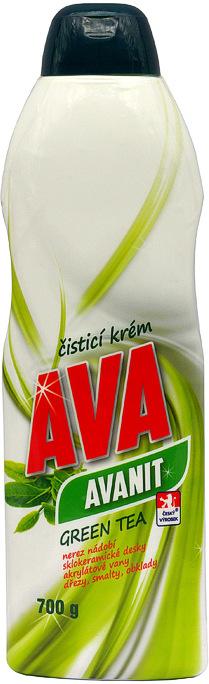Fotografie Ava Avanit Green Tea čistící krém 700 g