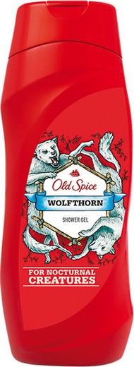 Fotografie Old Spice Wolfthorn sprchový gel pro muže 250 ml