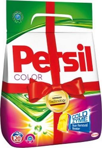 Persil ColdZyme Color prací prášek na barevné prádlo 20 dávek 1,4 kg