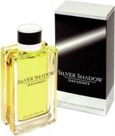 Fotografie Davidoff Silver Shadow toaletní voda pro muže 50 ml