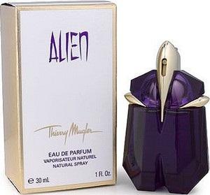 Thierry Mugler Alien parfémovaná voda plnitelný flakon pro ženy 30 ml