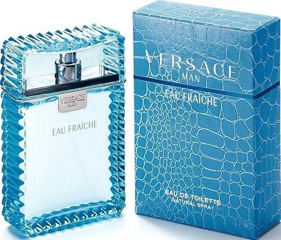 Versace Eau Fraiche Man toaletní voda 50 ml