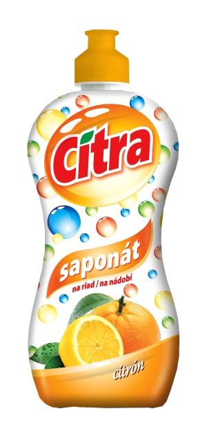 Citra Citron saponát na nádobí 500 ml