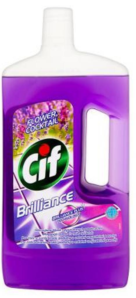Fotografie Cif Brilliance Flower Cocktail univerzální čisticí prostředek 1 l