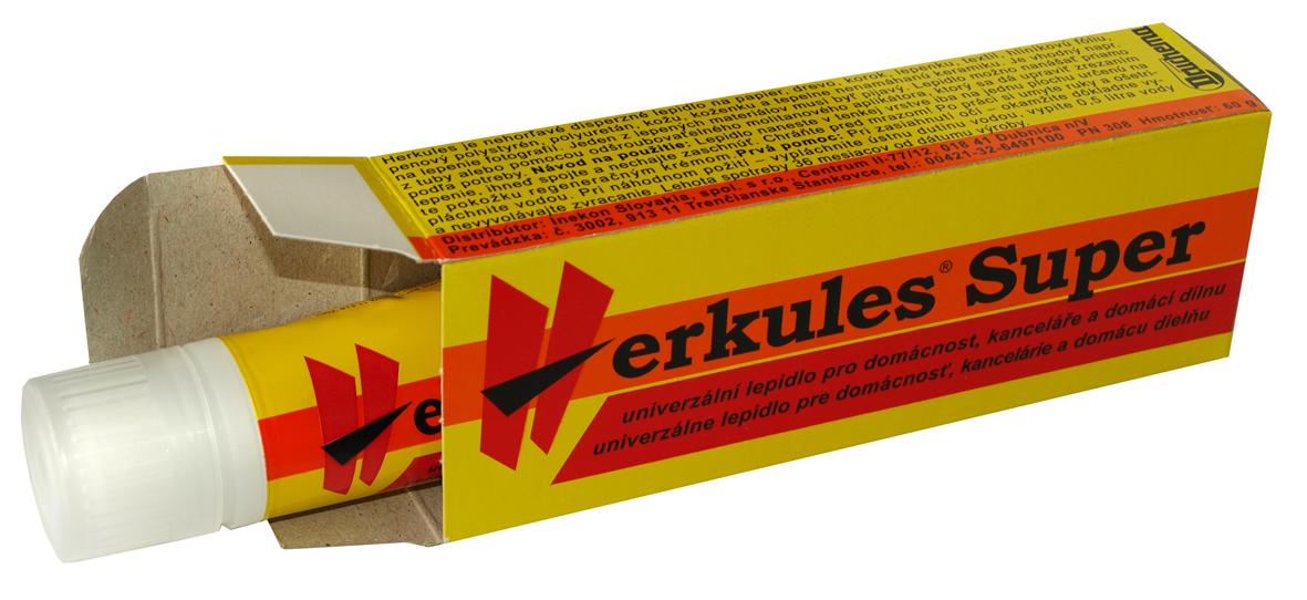 Fotografie Herkules Super lepidlo 60 g