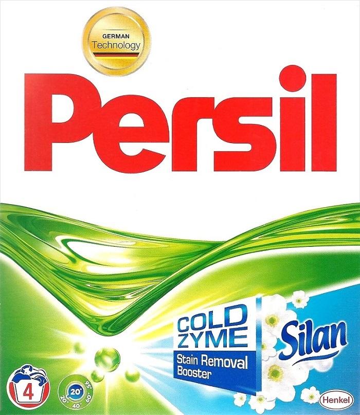 Persil Fresh Pearls by Silan prací prášek na bílé prádlo 4 dávky 280 g