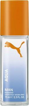 Puma Aqua Man parfémovaný deodorant sklo pro muže 75 ml