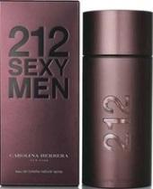 Fotografie Carolina Herrera 212 Sexy For Men - EDT 50 ml