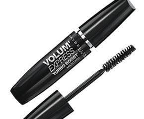 Maybelline Volum Express Turbo Boost řasenka černá 8,5 ml