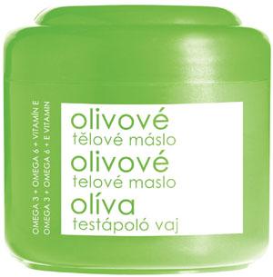 Ziaja Oliva tělové máslo 200 ml