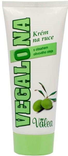 Fotografie Valea Vegalona s olivovým olejem krém na ruce 100 ml