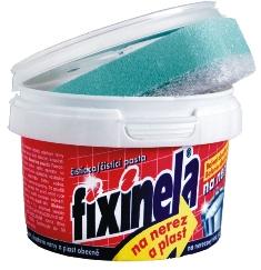 Fotografie Fixinela Nerezové nádobí a plasty čistící pasta 200 g