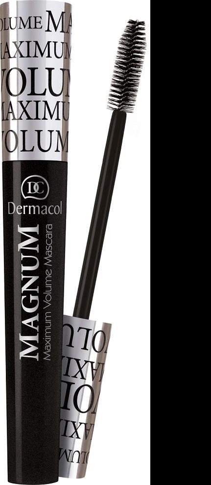 Dermacol Magnum Volume Mascara řasenka černá 11 ml