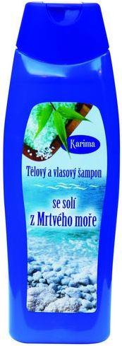 Fotografie Karima Mrtvé moře tělový a vlasový šampon 280 ml