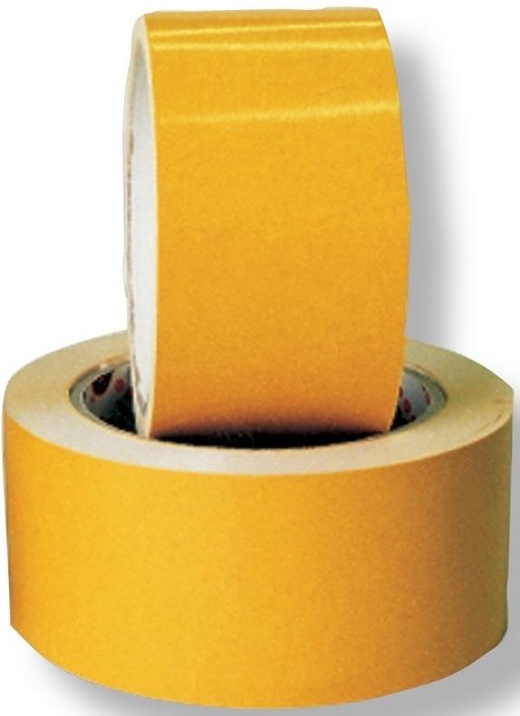 Fotografie Spokar Oboustranně lepící páska, polypropylenová, 50 mm x 5 m