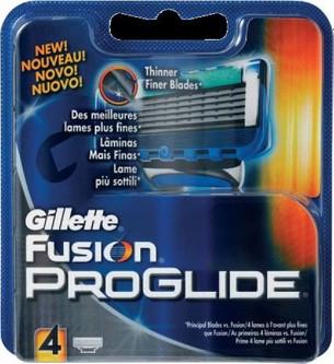 Gillette Fusion ProGlide 4 náhradní hlavice