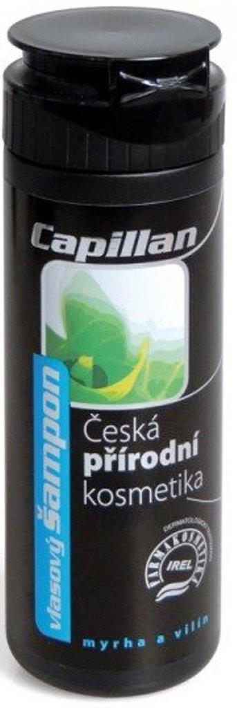 Fotografie Capillan šampon na vlasy 200 ml