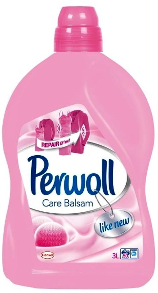 Perwoll Brilliant Care Balsam tekutý prací gel 3 l
