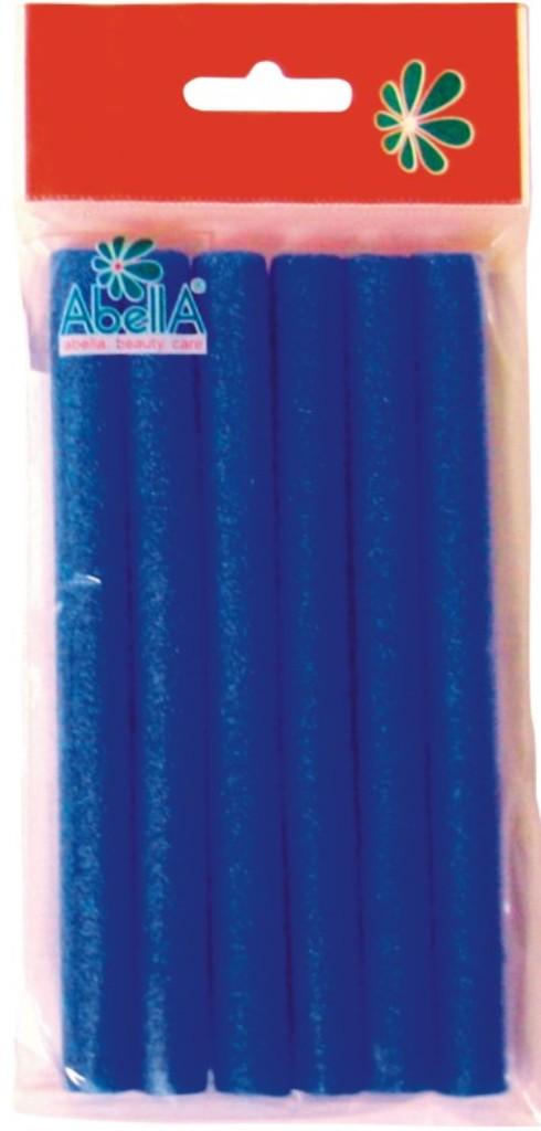Abella Papiloty tvarovací molitanové natáčky 145 mm 6 kusů
