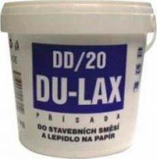 Fotografie Du-Lax DD/20 přísada do stavebních směsí a lepidlo na papír 1 kg