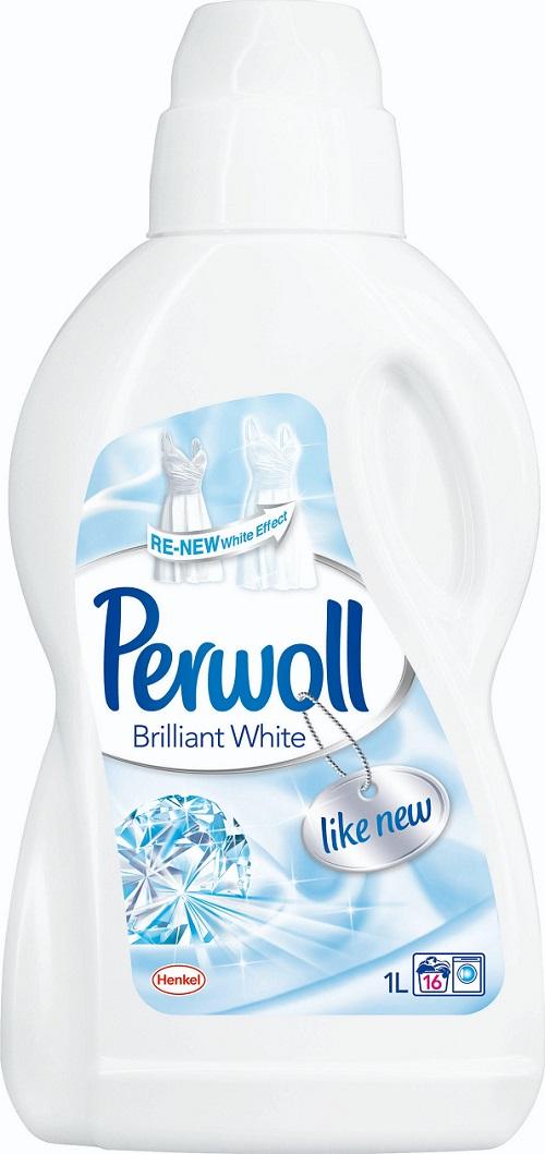 Perwoll Brilliant White tekutý prací gel 1 l