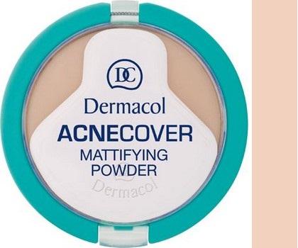 Dermacol Acnecover pudr na problematickou pleť 01 Porcelain 11 g