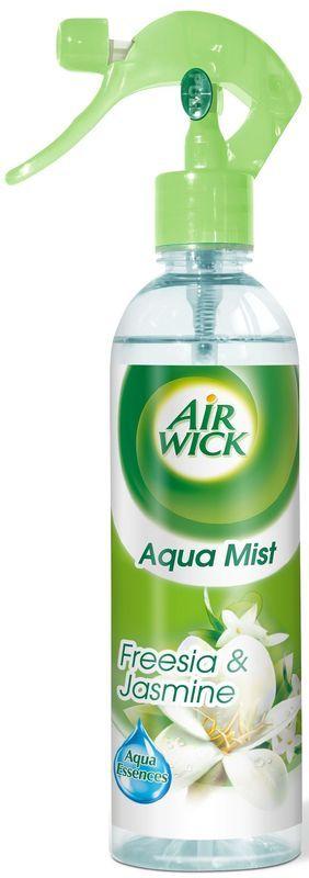 Fotografie Air Wick Aqua Mist Frézie a jasmín tekutý osvěžovač vzduchu 345 ml