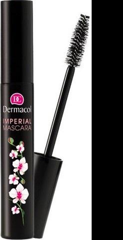 Dermacol Imperial Mascara Maxi Volume & Length řasenka odstín černá 13 ml