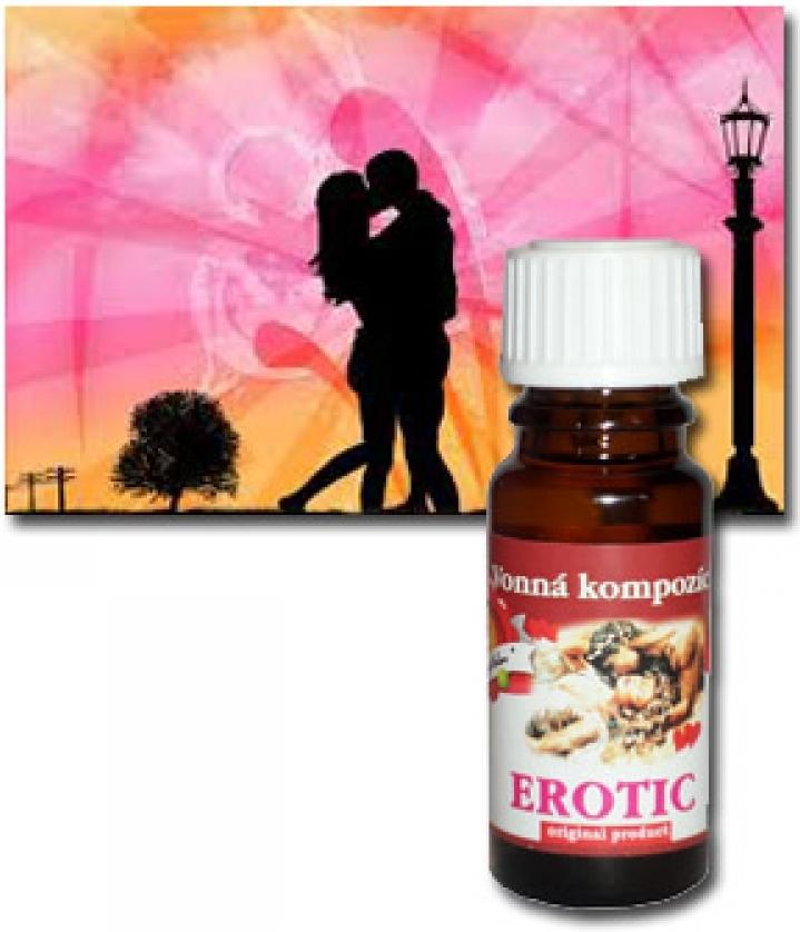 Slow-Natur Erotic Vonný olej 10 ml