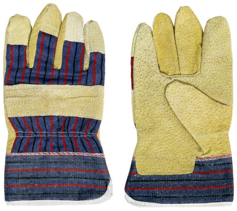 Fotografie Spokar Vepřová useň rukavice pracovní 1 pár