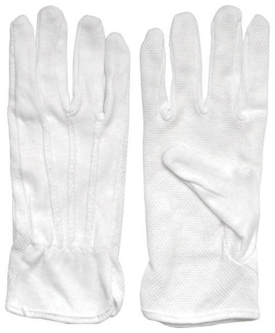 Spokar Rukavice bavlna s miniterčíky velikost 10 1 pár