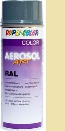 Dupli Color Aerosol Art barva ve spreji Ral 1015 světlá slonová kost 400 ml