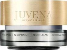 Juvena Prevent & Optimize Night Cream Sensitive noční krém na citlivou pleť 50 ml