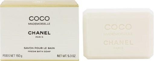 Fotografie Chanel Coco Mademoiselle savon tuhé toaletní mýdlopro ženy 150 g