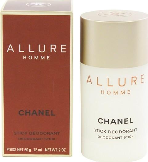 Fotografie Chanel Allure Homme deodorant stick pro muže 75 ml