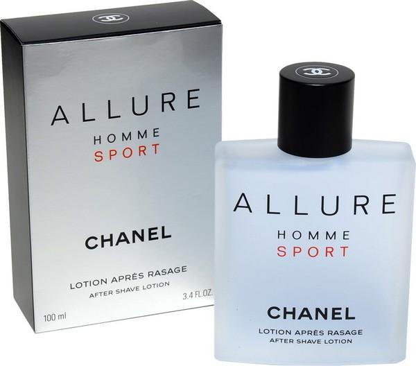 Fotografie Chanel Allure Homme Sport - voda po holení 100 ml