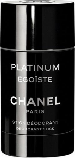 Fotografie Chanel Égoiste Platinum - tuhý deodorant 75 ml