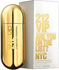 Carolina Herrera 212 VIP Women parfémovaná voda 30 ml