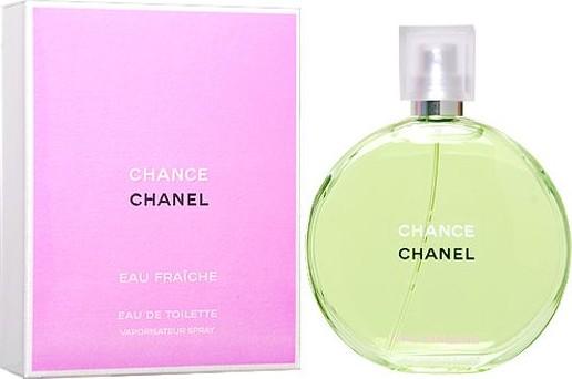 Chanel Chance Eau Fraiche toaletní voda pro ženy 50 ml