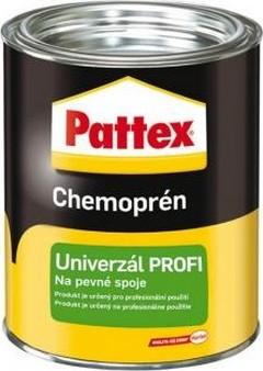 Fotografie Pattex Chemoprén Univerzál Profi lepidlo na pevné spoje savý i nesavý materiál 300 ml